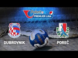 RKHM Dubrovnik vs RK Poreč I 10.kolo
