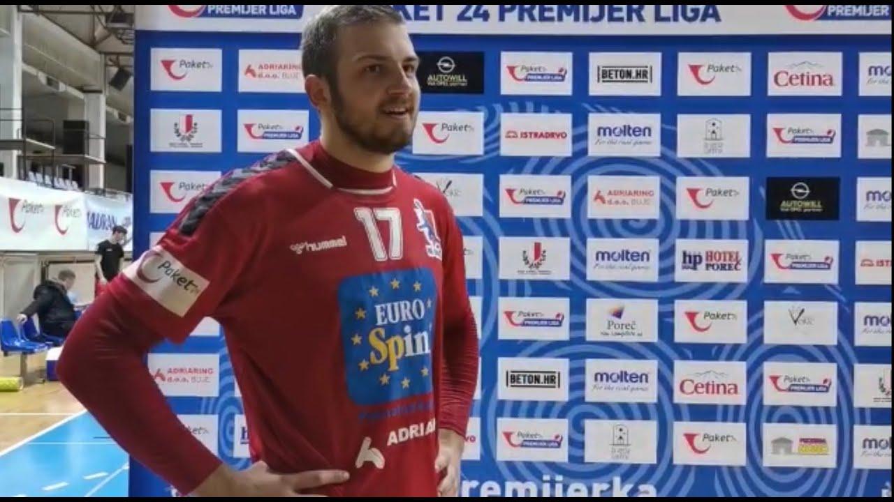 [Sažetak] 13. kolo Paket24 Premijer liga: Poreč-Bjelovar